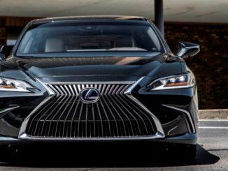 Lexus ES 300h Hybrid