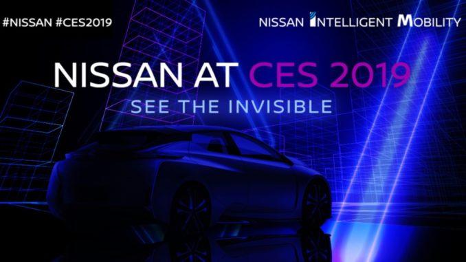 Nissan CES Las Vegas