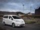 Nissan e-Van Sharing