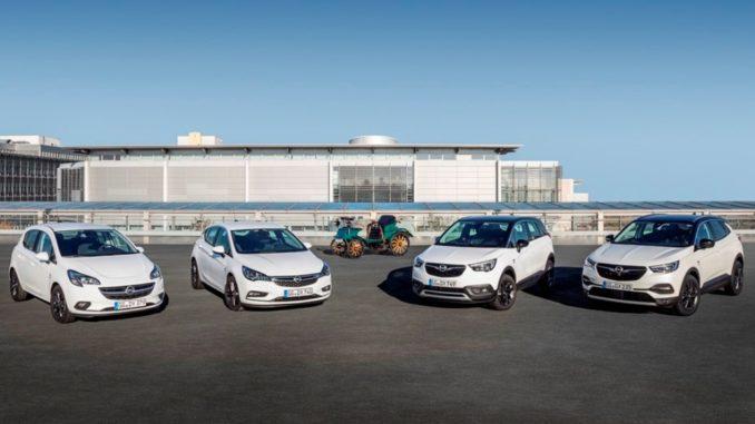 Opel 2019