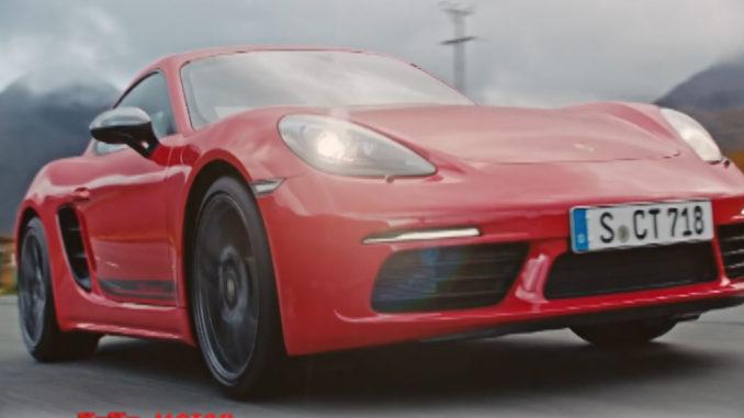 Porsche Boxster Cayman