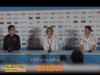 Ad Diriyah ePrix Formula E 2018