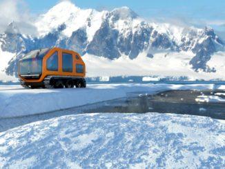 Venturi Antarctica