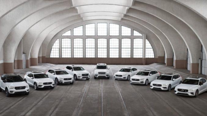 Volvo tre responsabili