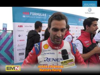 Formula E Marrakesh 2019