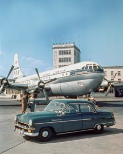Opel storia