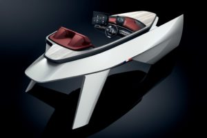 Sea Drive Concept by Peugeot Design Lab