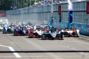 Formula E 2019 Santiago E-prix