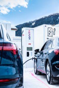 ABB Audio Ionity Davos