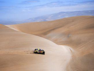 Dakar 2019 Loeb