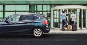 DriveNow Malpensa BMW Group