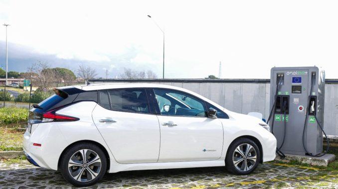 Nissan Leaf EVA+