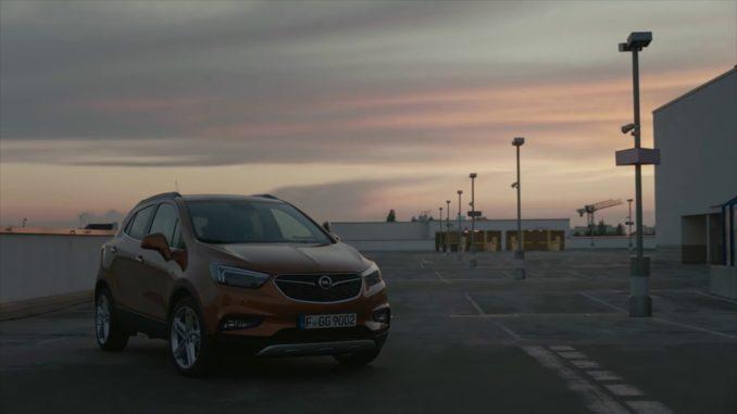 SUV Opel Mokka X