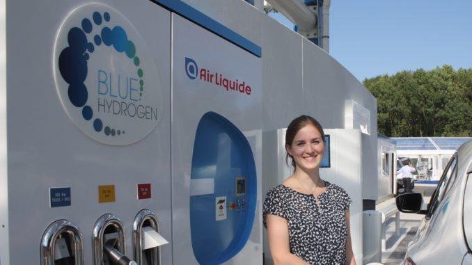 Air Liquide idrogeno