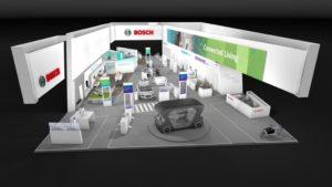 Bosch CES Las Vegas 2019