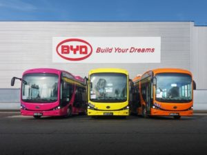 BYD Dunkerque e Orléans