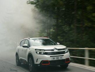 Nuovo SUV Citroën C5 Aircross