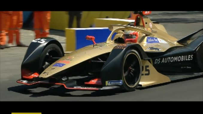 DS Techeetah Santiago E-Prix Formula E