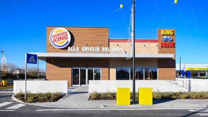 Evway Burger King Lonato del Garda