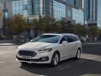 Ford Mondeo Station Wagon Hybrid