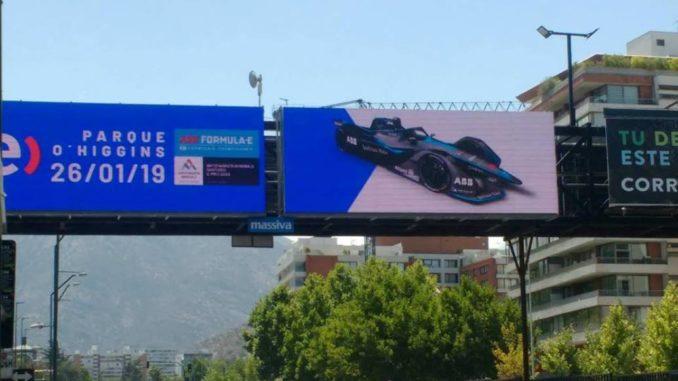 Santiago Formula E