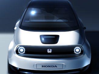 Honda salone Ginevra