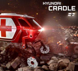 Hyundai Elevate CES Las Vegas