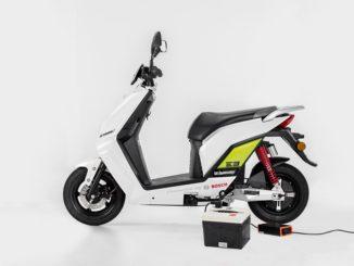 scooter elettrico Lifan E3