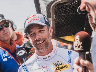 Sébastien Loeb Dakar perù 2019
