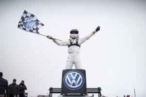 Volkswagen record Nürburgring-Nordschleife