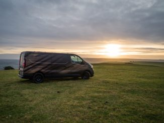 Concept-van Nissan NV300 Bruxelles 2019