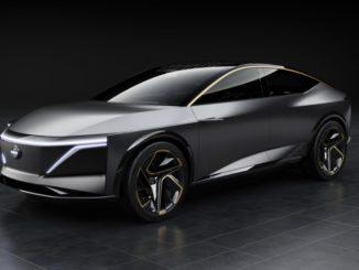 Nissan IMs Concept NAIAS 2019
