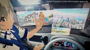 Nissan Invisible-to-Visible CES Las Vegas 2019