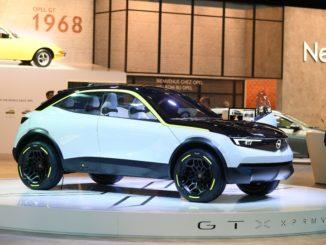 Opel Salone Bruxelles 2019