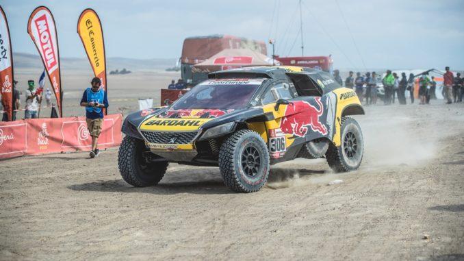 Peugeot Dakar 2019