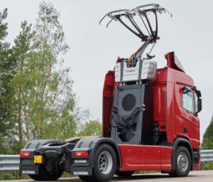 Scania autostrade elettriche