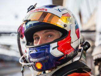 Mahindra Sergey Sirotkin