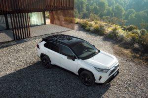 nuovo Toyota RAV4 Hybrid