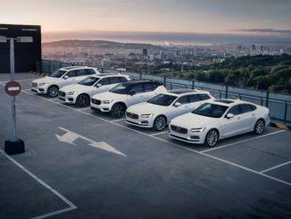Volvo Cars vendite 2018