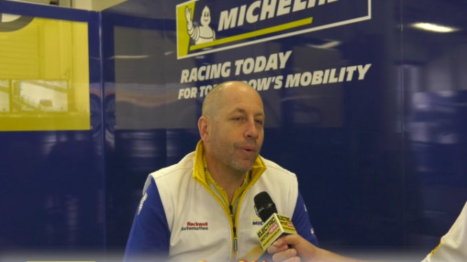Serge Grisin Michelin