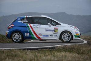 Ciuffi Peugeot Sport Italia Rally