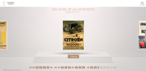 Citroen Origins Museo