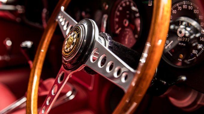 Jaguar Evolution E-Type Roadster