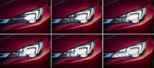 Opel illuminazione