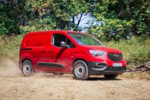 Opel Combo sistemi assistenza alla guida