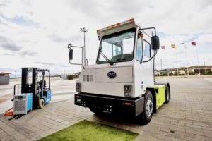 BYD electric Truck Europe