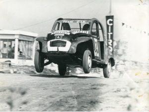 campionato italiano Citroën 2CV-Dyane Cross