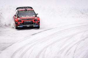 Citroen Rally Svezia