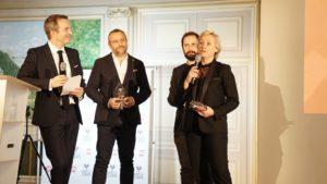 DS 3 Crossback Innovation Awards