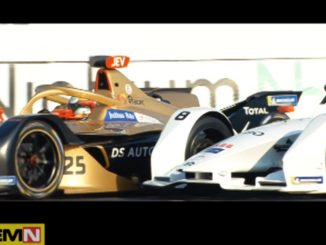 DS Techeetah Mexico City E-Prix Formula E